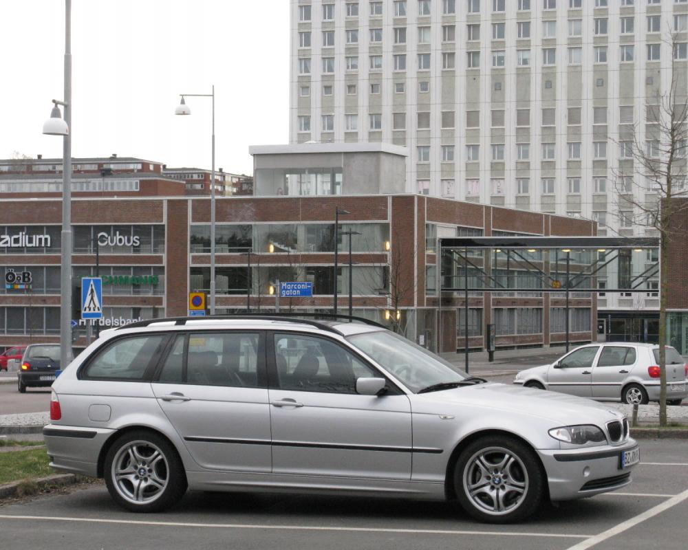 BMW 3 Series Touring M Sport E46 | Flickr - Photo Sharing!