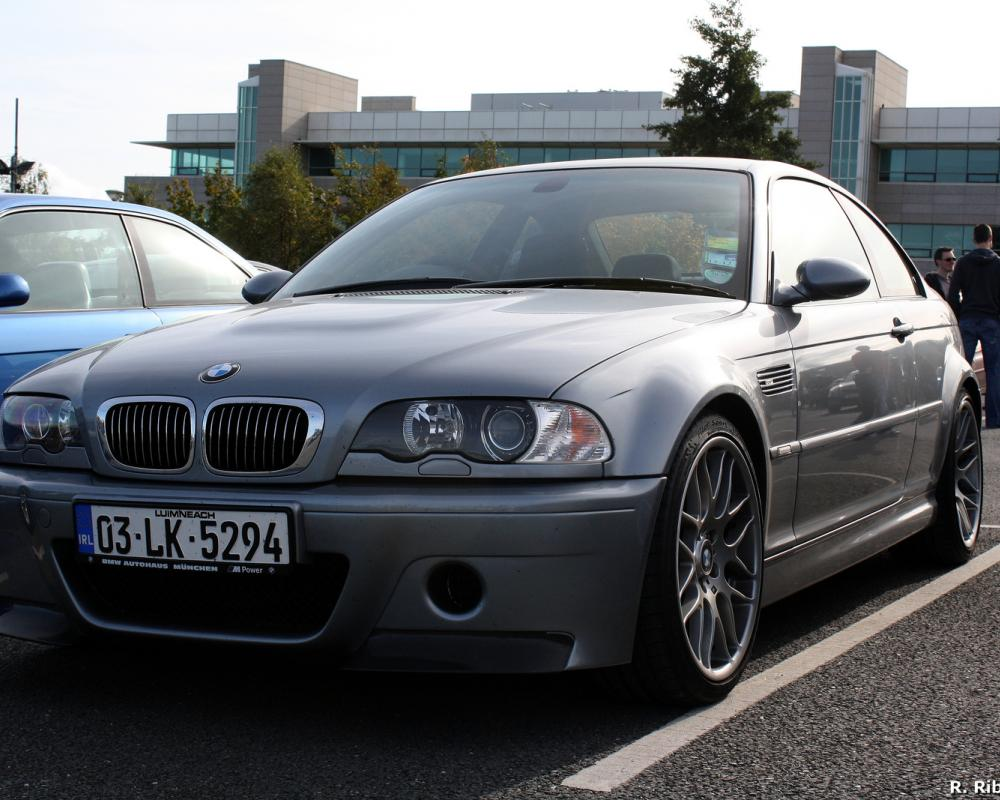 BMW M3 E46 CSL | Flickr - Photo Sharing!