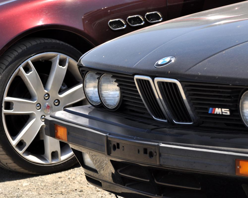 1987 BMW M5 | Flickr - Photo Sharing!