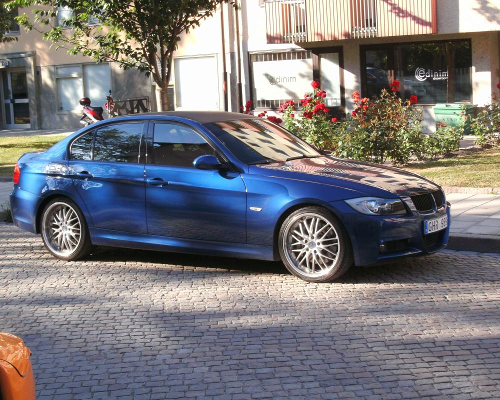 BMW 335i M-Sport E90 2008 | Flickr - Photo Sharing!