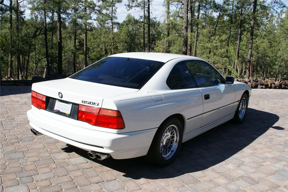 1997 BMW 850CI Lot 653 | Barrett-Jackson Auction Company