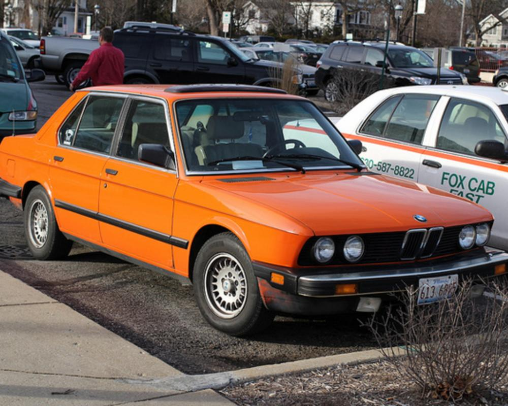 1986-1988 BMW 528e | Flickr - Photo Sharing!