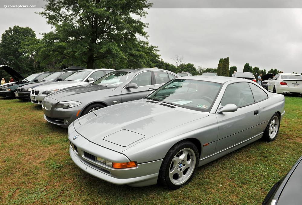 Auction results and data for 1997 BMW 850Ci | Conceptcarz.