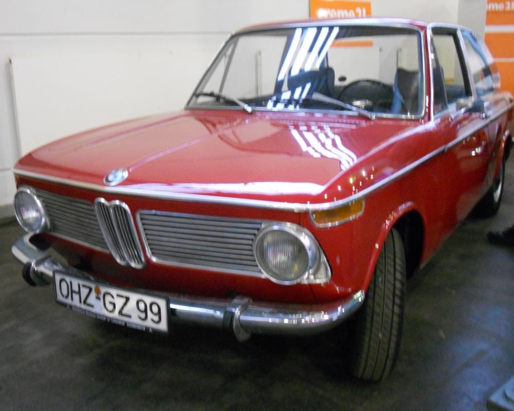 BMW 1600-2 | Flickr - Photo Sharing!