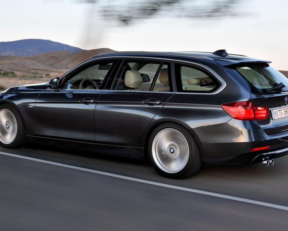2013 BMW 3 Series Touring On Sale In Australia From February ...