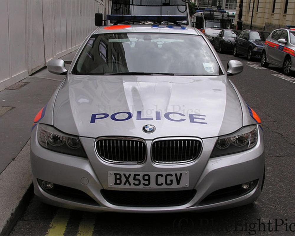 Metropolitan Police - BMW 325D Saloon Area Car | Flickr - Photo ...