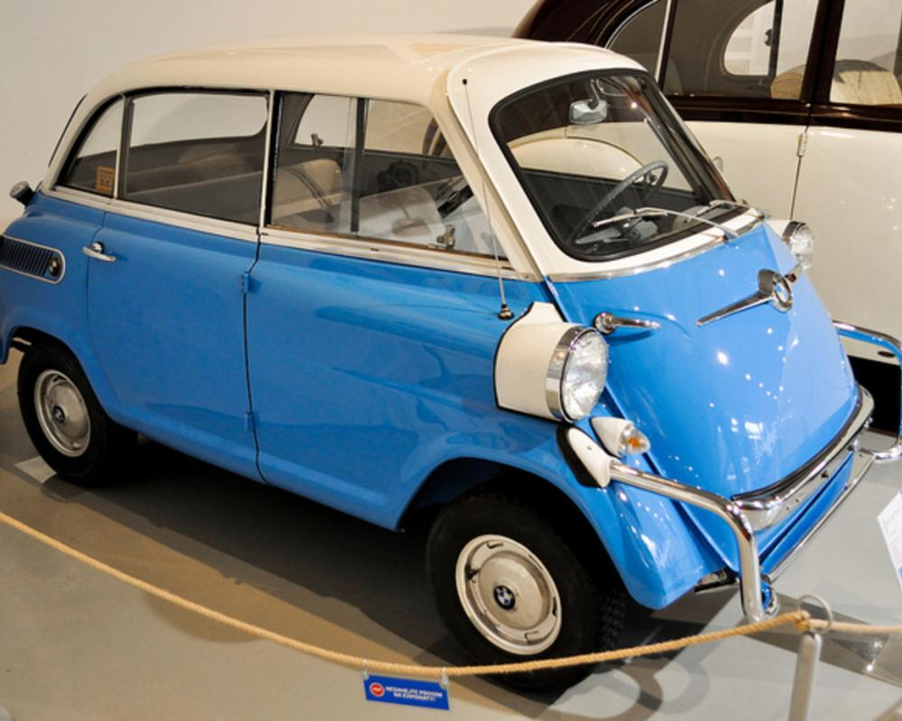 BMW Isetta 600 (1958) | Flickr - Photo Sharing!