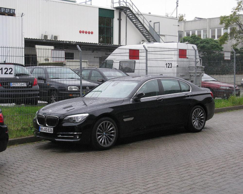 BMW 730d X Drive LCi F01 | Flickr - Photo Sharing!
