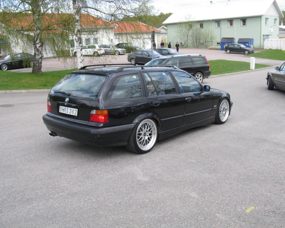 BMW 3 Series Touring E36 | Flickr - Photo Sharing!