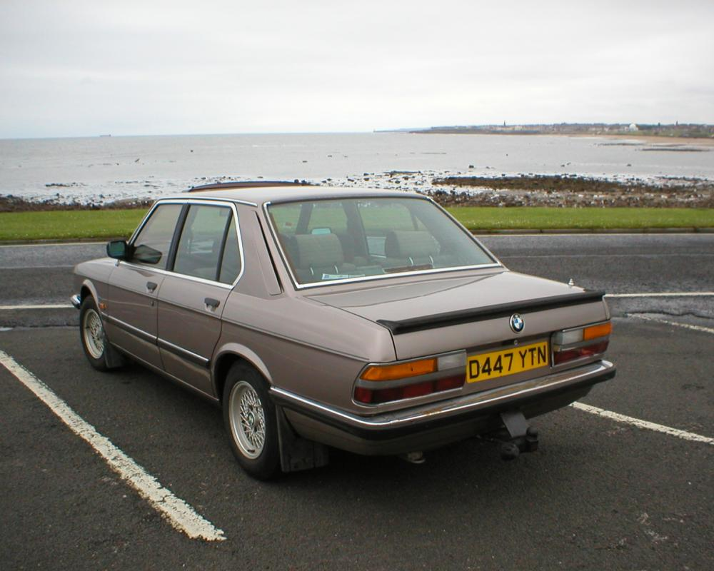 BMW 5-Series (E28) | Flickr - Photo Sharing!
