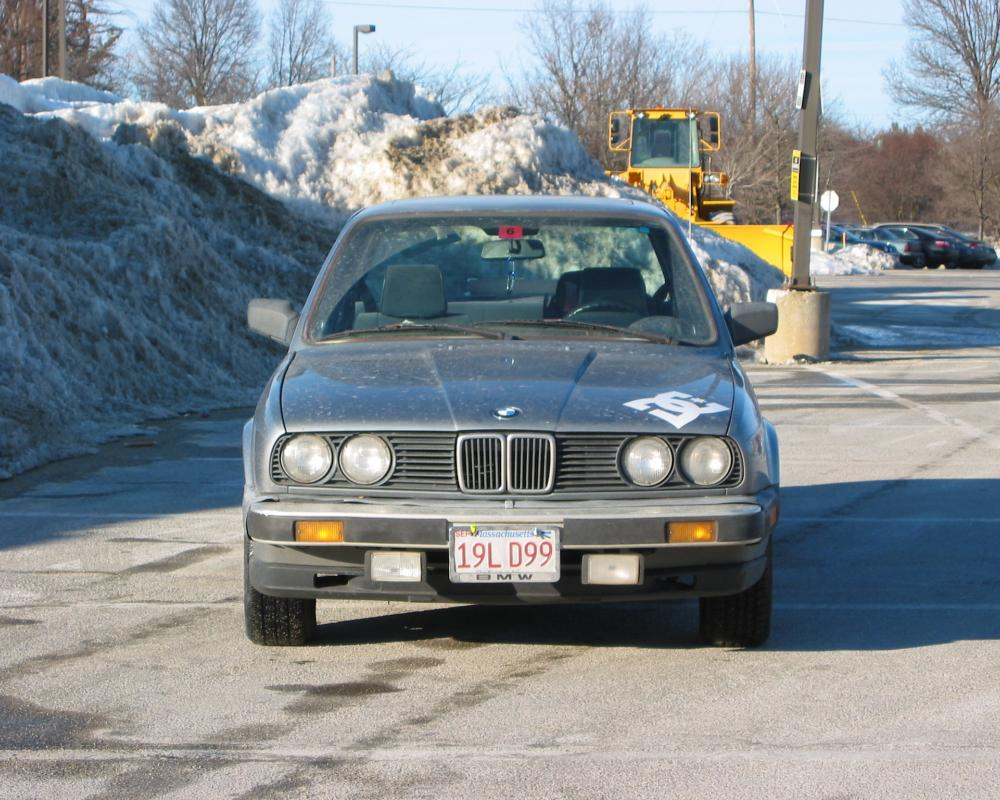 E30 head on - 1985 BMW 318i | Flickr - Photo Sharing!