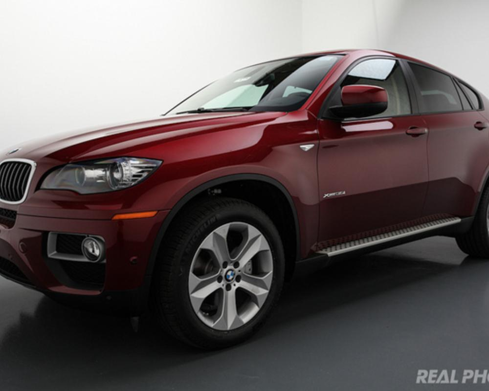 2013 BMW X6 Red | Flickr - Photo Sharing!