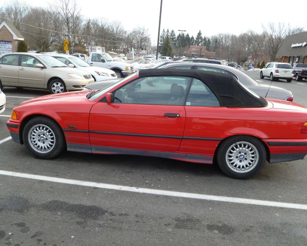 1995 BMW 325i convertible (E36) | Flickr - Photo Sharing!