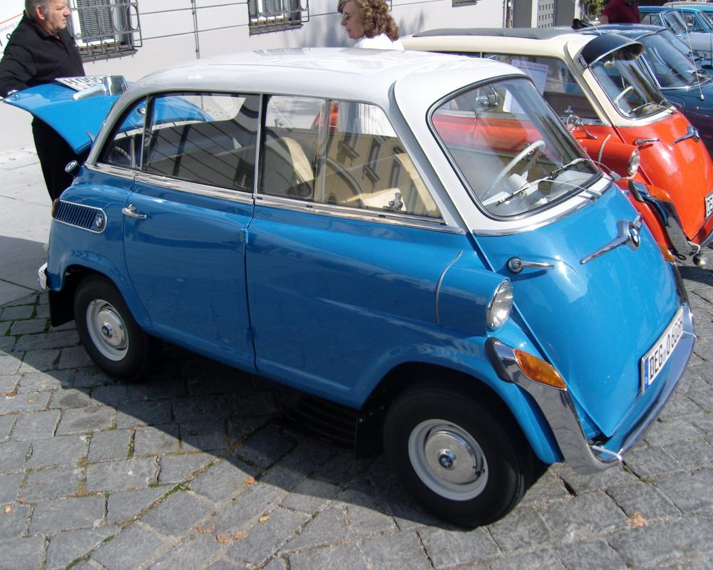 BMW Isetta 600 ... | Flickr - Photo Sharing!