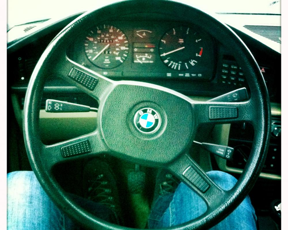 1986 BMW 528e e28 5-series | Flickr - Photo Sharing!