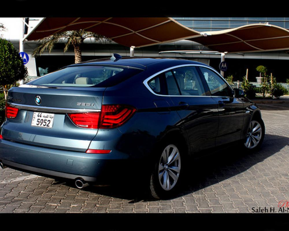 New BMW 535i GT "