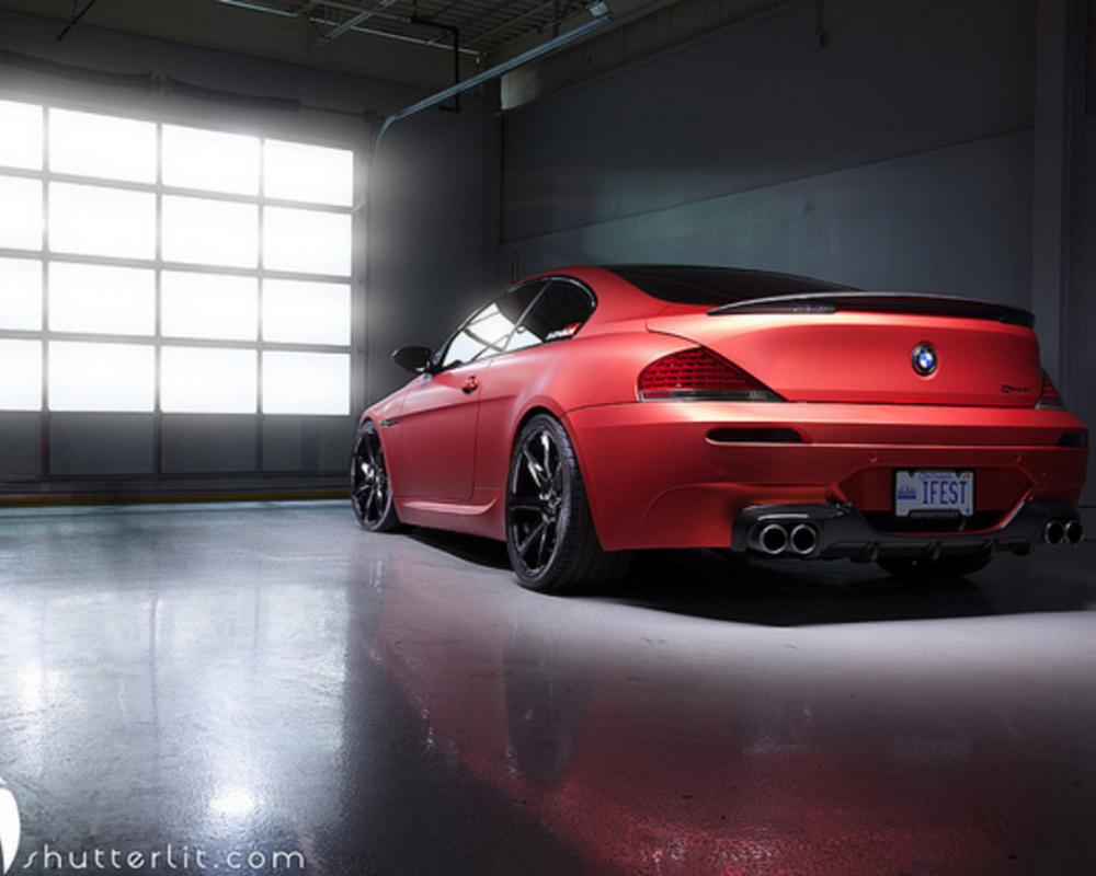 Importfest BMW 6 series | Flickr - Photo Sharing!