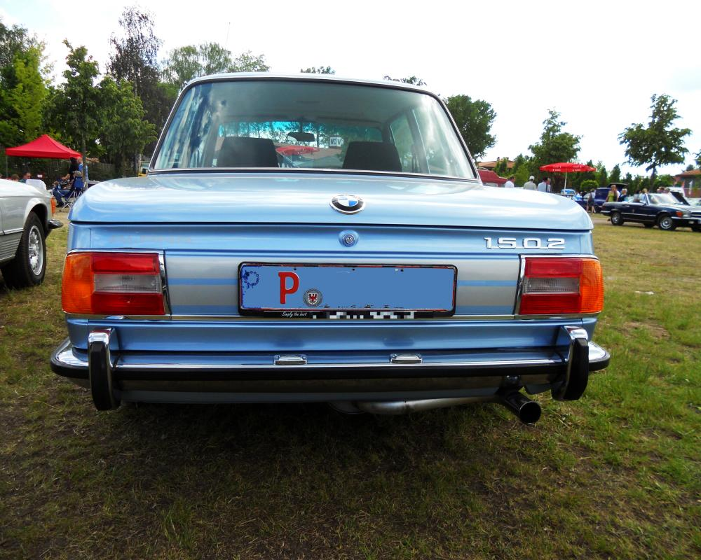BMW 1502 Alpina-Style | Flickr - Photo Sharing!