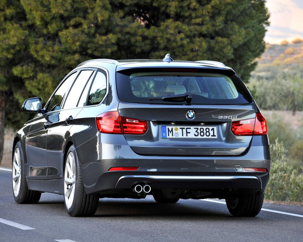 BMW 3-Series Touring: executive wagon revealed | CarAdvice