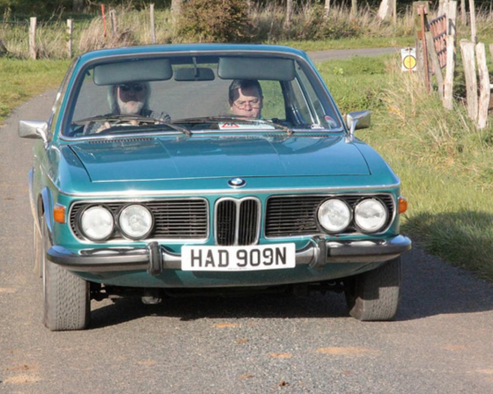 Champagne Rally 2010 - BMW 3.0 CSI - 01 | Flickr - Photo Sharing!
