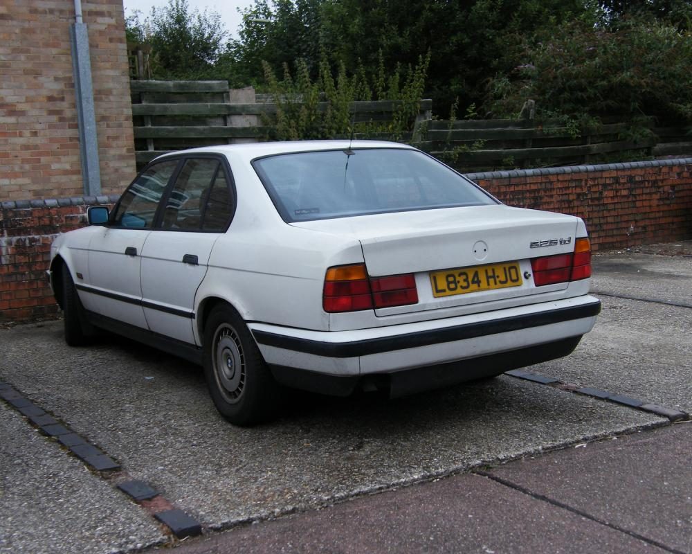 1993 BMW 525td | Flickr - Photo Sharing!