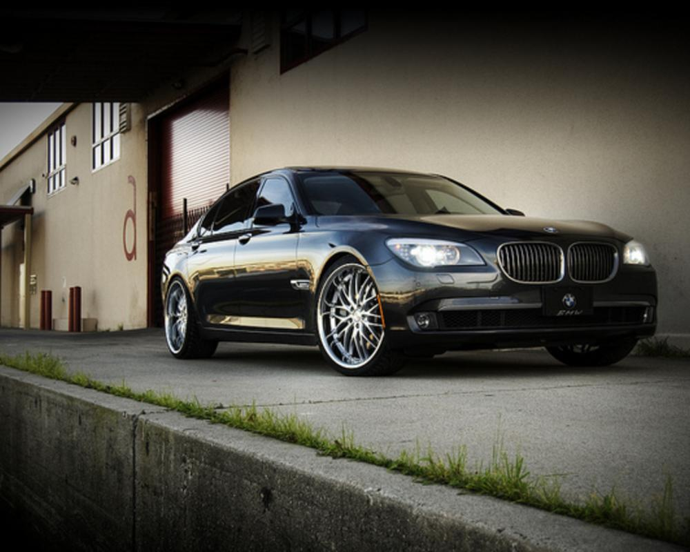 BMW 7 SERIES & MRR GT1 | Flickr - Photo Sharing!