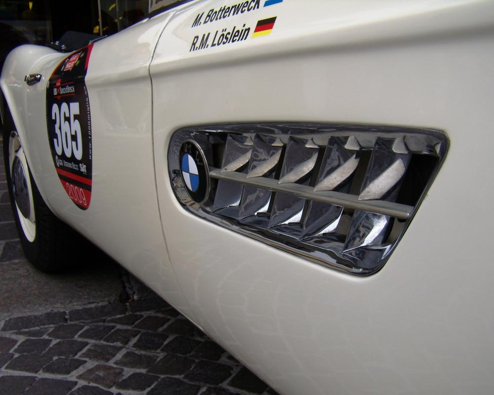 Millemiglia 2009 (109)BMW 507 Gran Turismo | Flickr - Photo Sharing!