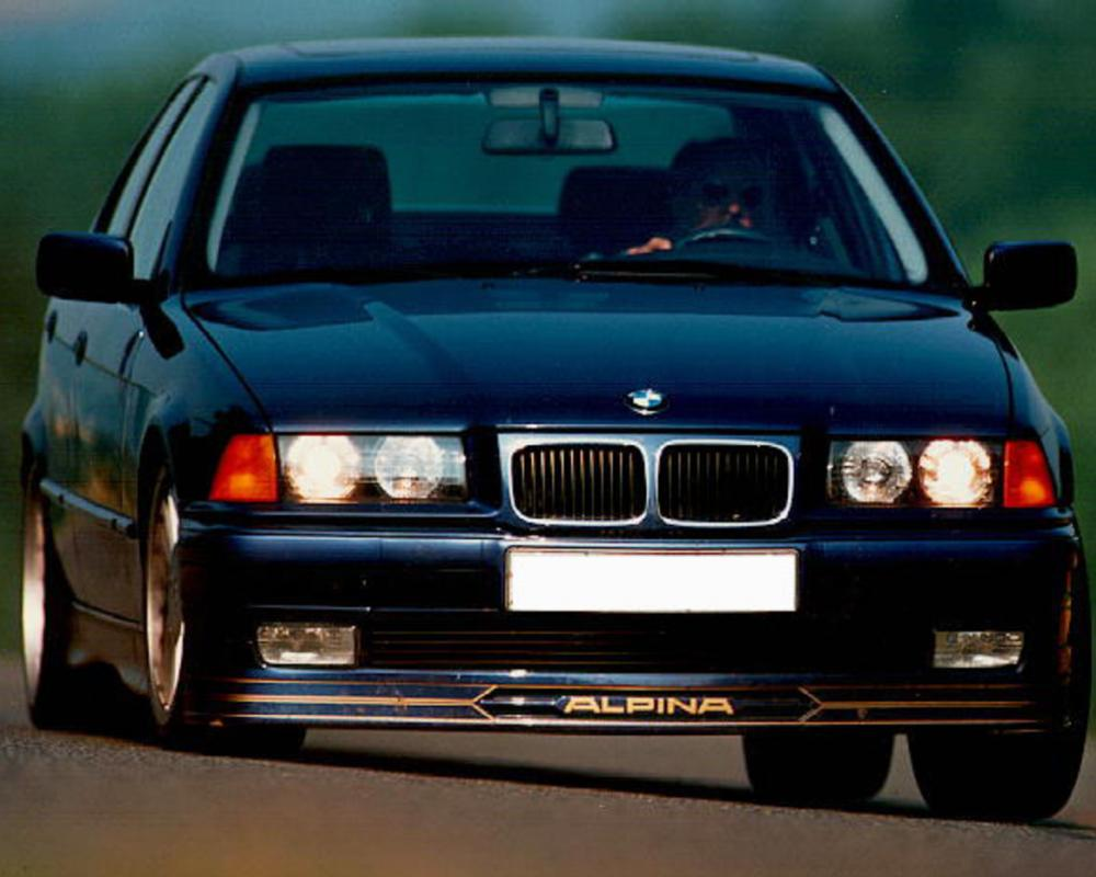 BMW Alpina B8 | Flickr - Photo Sharing!