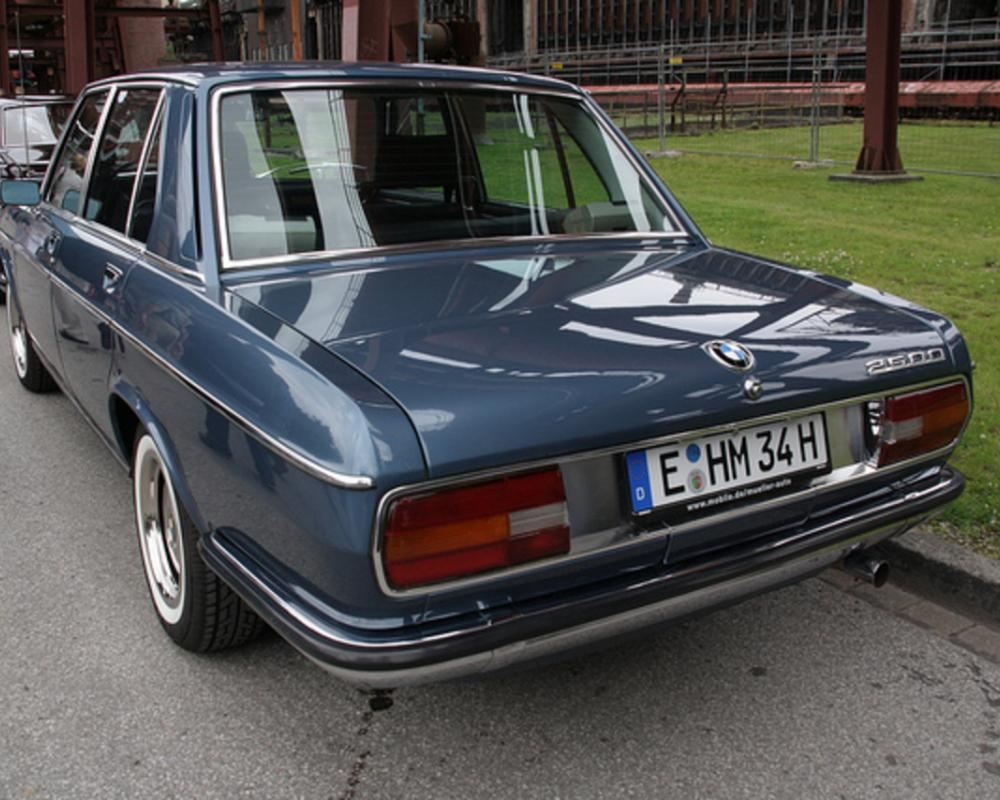 BMW 2500 E3 | Flickr - Photo Sharing!