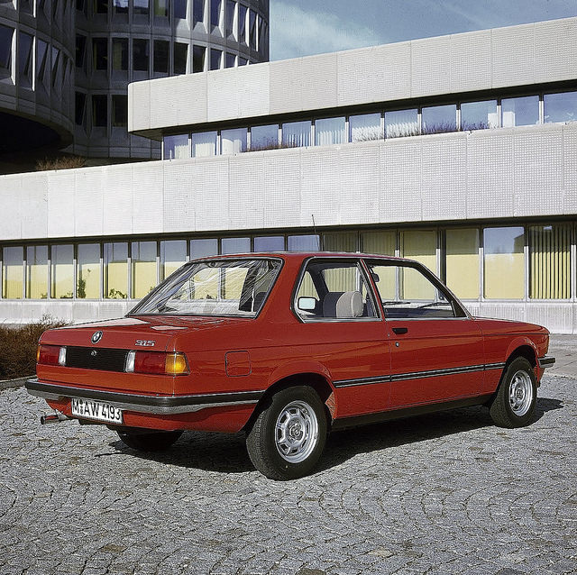 BMW 315 (E21) | Flickr - Photo Sharing!
