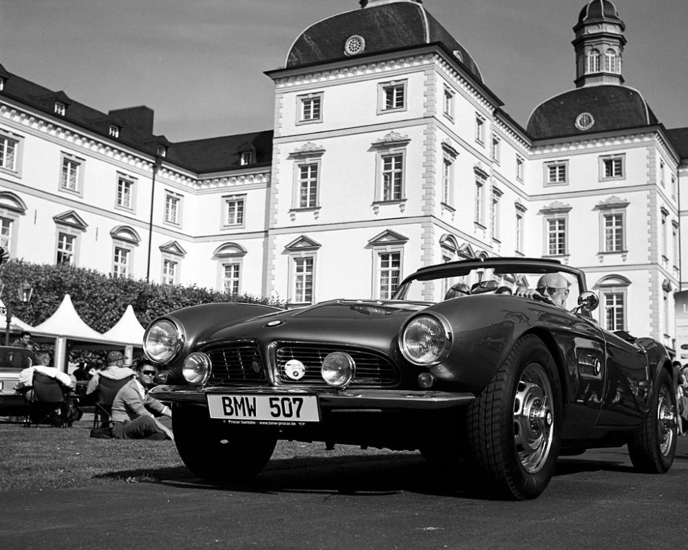 BMW 507 1957 | Flickr - Photo Sharing!