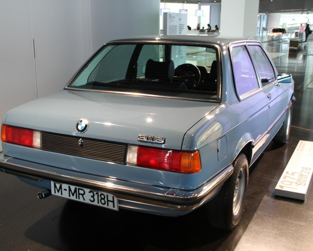 BMW 318 | Flickr - Photo Sharing!