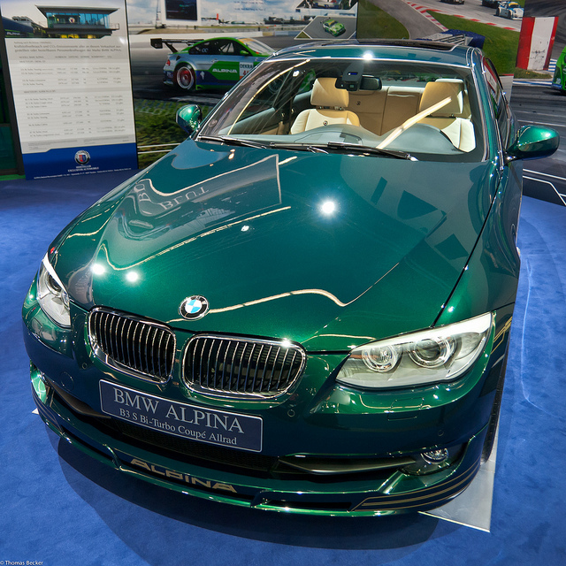 BMW Alpina B3 S Bi-Turbo Coupé Allrad (71408) | Flickr - Photo ...