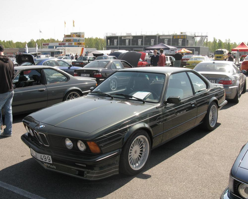 BMW Alpina B7 Turbo Coupé | Flickr - Photo Sharing!