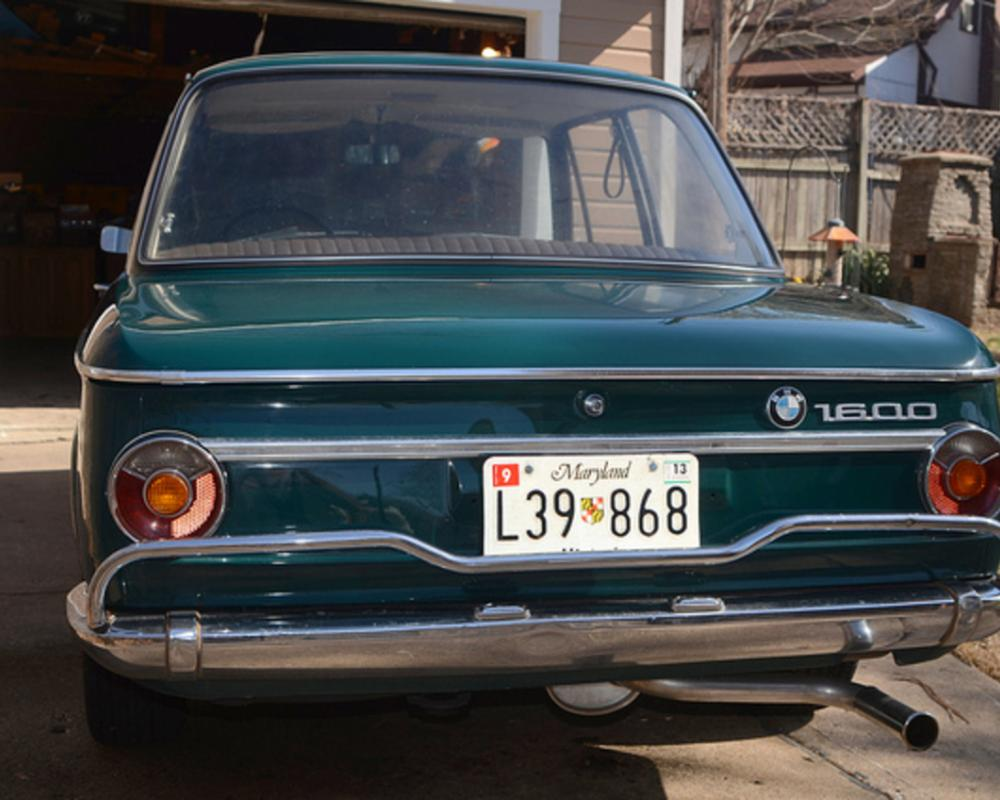 1967 BMW 1600, restored 5/9 | Flickr - Photo Sharing!