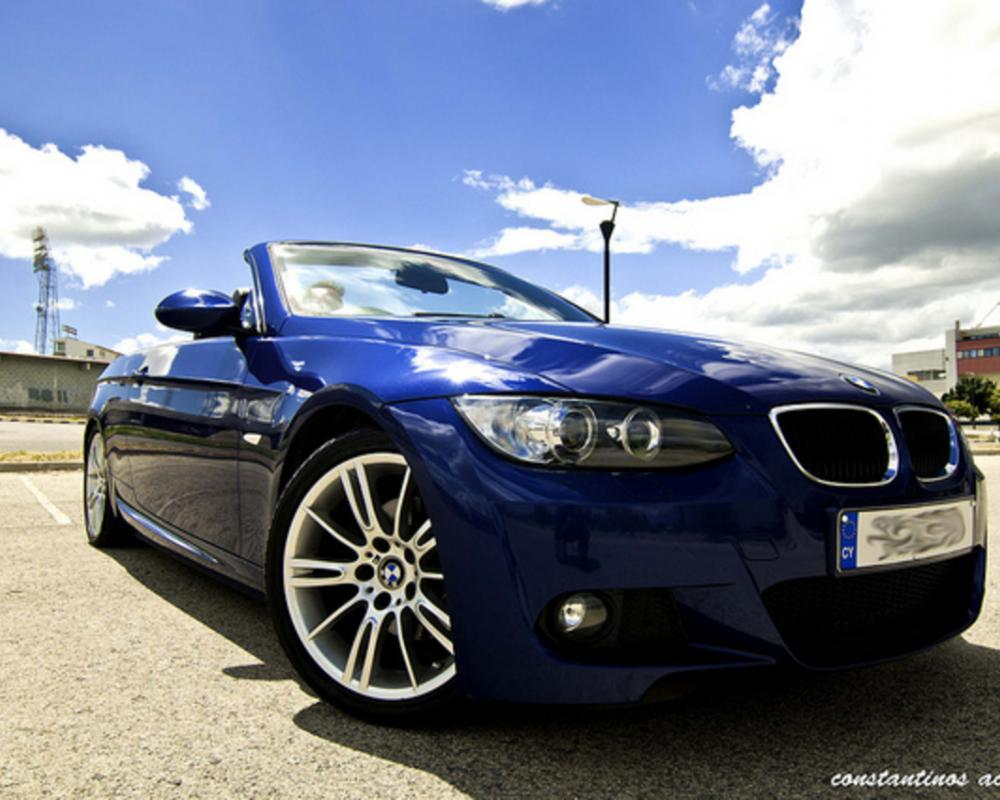 BMW 320i Coupe/Convertible | Flickr - Photo Sharing!