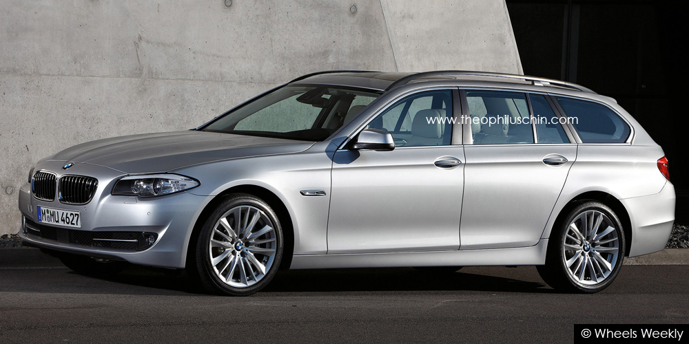 BMW 5-series Touring F10 | Flickr - Photo Sharing!