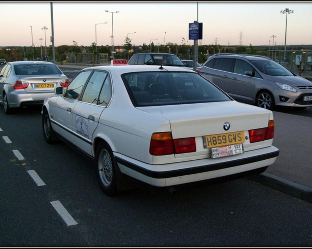 1991 BMW 5 Series (E34) 518i | Flickr - Photo Sharing!