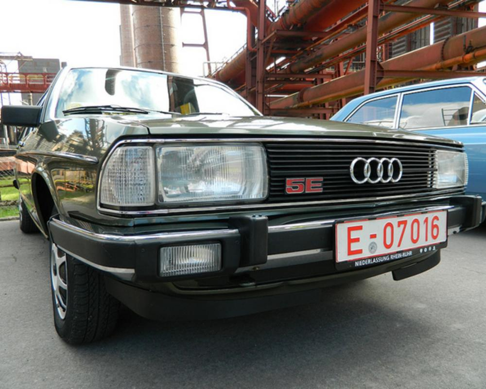 Audi 100 CD | Flickr - Photo Sharing!