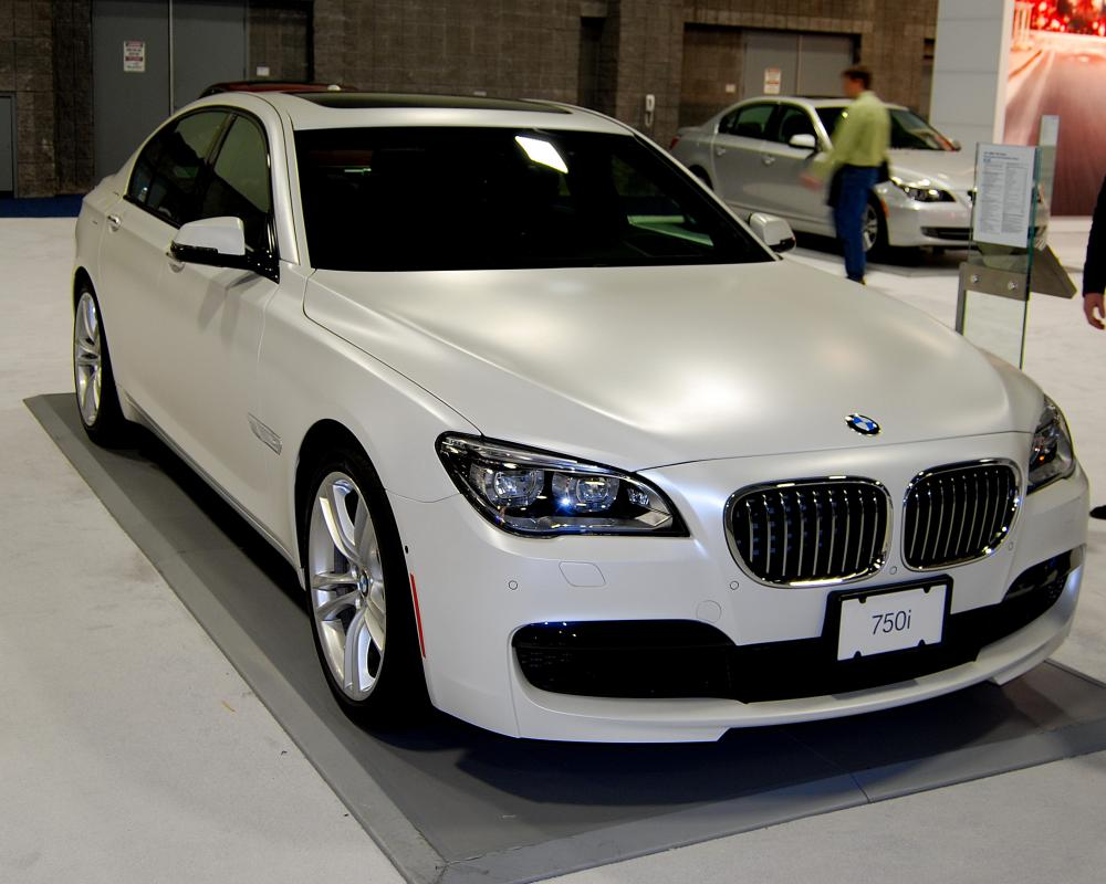 BMW 750i (F01) 2013 | Flickr - Photo Sharing!
