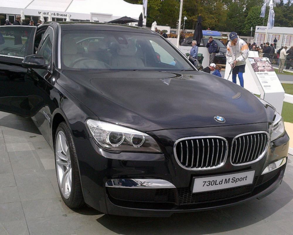 BMW 730Ld Sport | Flickr - Photo Sharing!