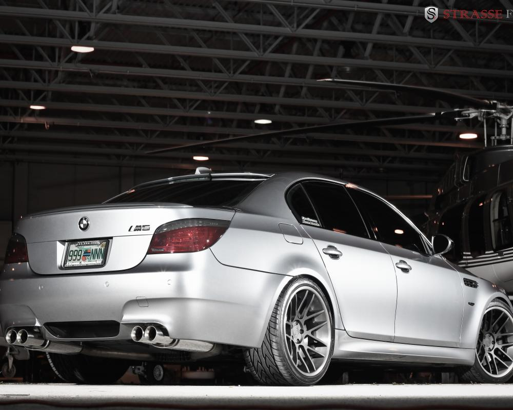 Strasse Forged BMW M5 | Flickr - Photo Sharing!