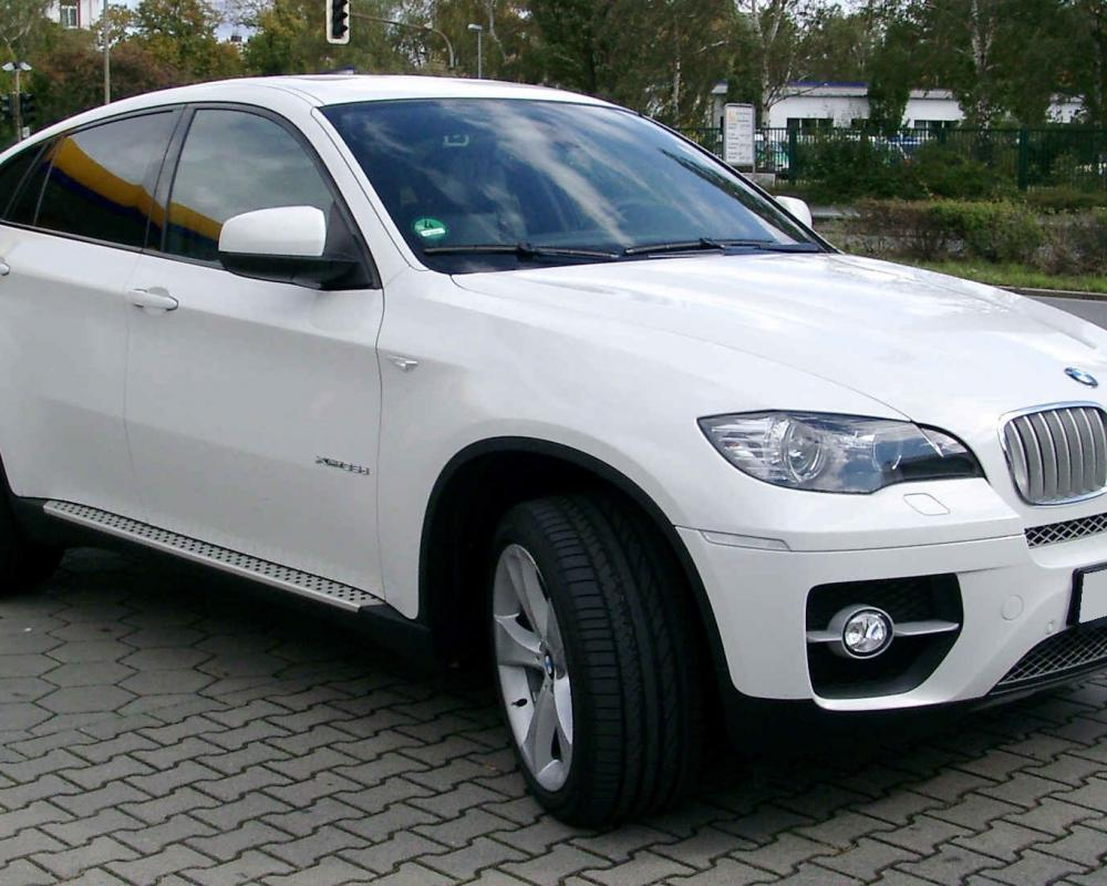 File:BMW X6 front 20081002.jpg - Wikimedia Commons