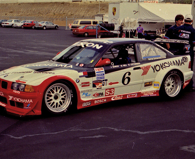 BMW M3 GTR E36-2 | Flickr - Photo Sharing!