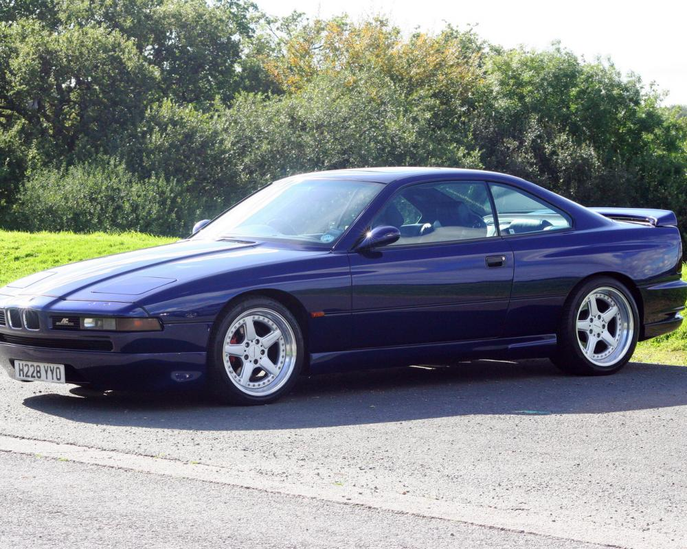 BMW 850 ACS8 | Flickr - Photo Sharing!