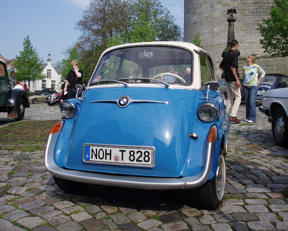 BMW Isetta 600 | Flickr - Photo Sharing!