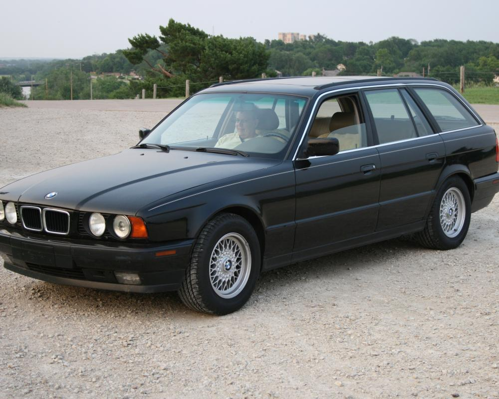 1994 BMW 530i Touring | Flickr - Photo Sharing!