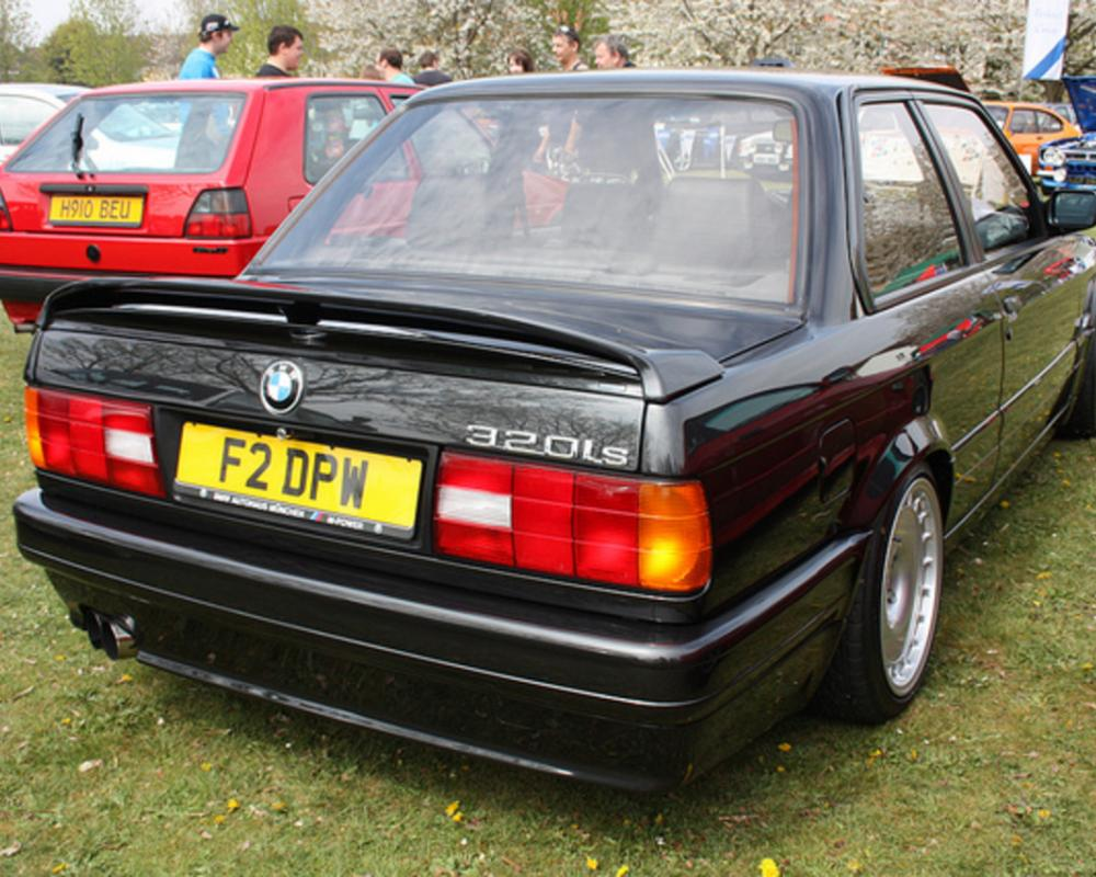 1989 BMW 320iS E30 | Flickr - Photo Sharing!