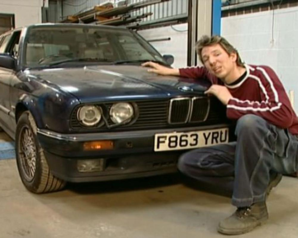 "IMCDb.org: 1989 BMW 325i Touring [E30] in ""Wheeler Dealers, 2003-"