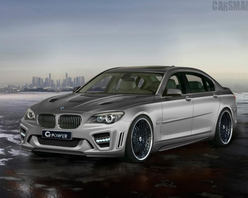 2010-G-Power-BMW-760i-Storm-Front-Angle | Flickr - Photo Sharing!